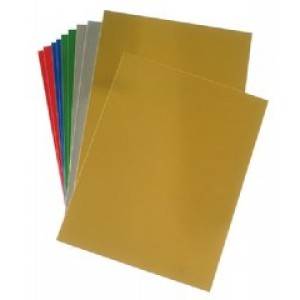 """Metallic Paper 8.5"""" x 11"""" - Choice of Colors!"""