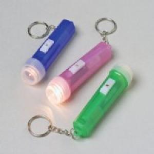 Flashlight Keychains