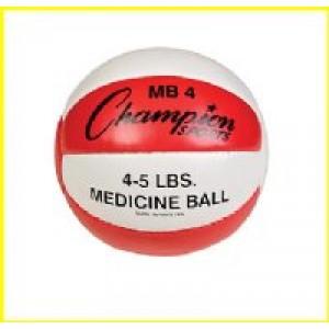 Leather Medicine Balls 4-5lbs
