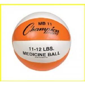 Leather Medicine Balls 11-12lbs