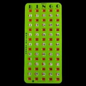 Bingo Masterboard