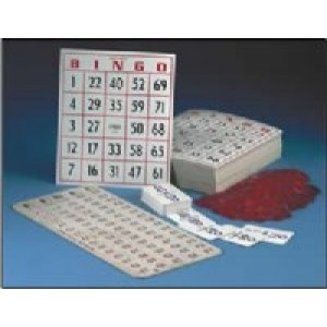 Easy Read Bingo Game