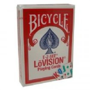 Lo Vision Poker Cards