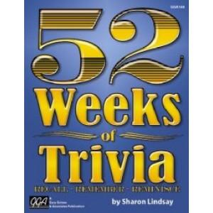 52 Weeks Of Trivia