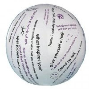 Toss N Talk About Me Ball