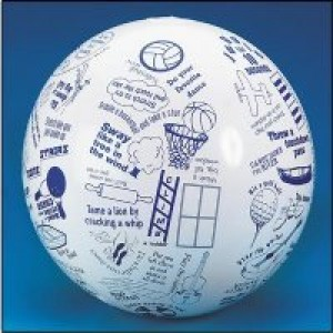 Toss N Talk About Movement Ball