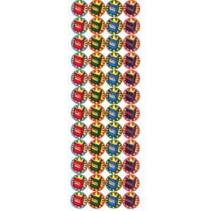 Dot Stickers Tehilim 6 Shts