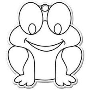 Suncatchers- Frog 12/PK