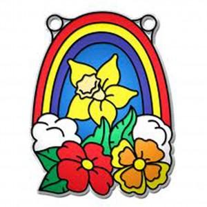 Suncatchers- Rainbow 12/PK