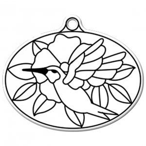 Suncatchers- Hummingbird 12/PK