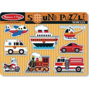 Sound Puzzle- Vehicles