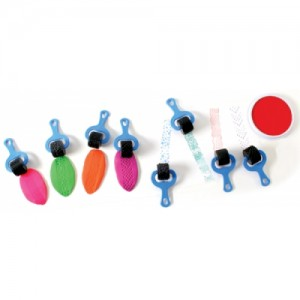 Paint & Clay Rollers 4/PK