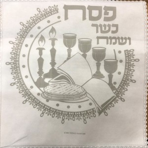Pesach Pillow With Print