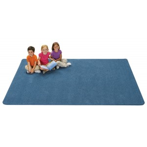Solid Color Carpet - 6' x 9'