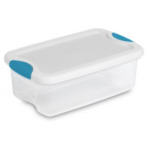 Sterilite Latch Container - 6QT