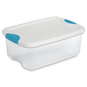 Sterilite Latch Container - 15 qt