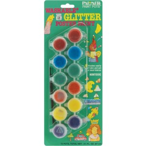 Washable Glitter Poster Paint
