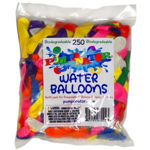 Pumponator Balloons - 250/pk