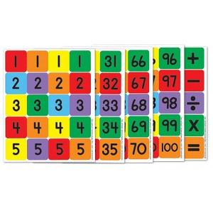 Theme Stickers – Numbers 420/pk