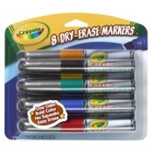 Crayola Dry Erase Markers