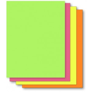 Neon Paper – Choice of 5 Colors!, 500/pk
