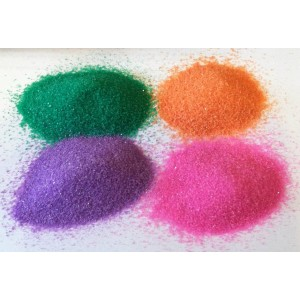 Colored Sand – Assorted Colors, 2lb.