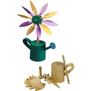 Flower Watering Pot – Unassembled