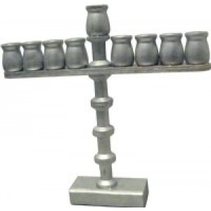 Menorah with Stand